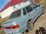 ВАЗ (Lada) 2115 (седан) 2005 года за 600 000 тг. в Уральск – фото 2