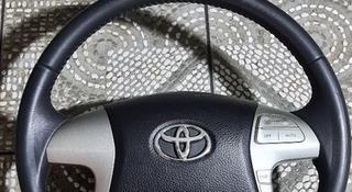 Руль Тойота Камри Toyota Camry за 30 000 тг. в Усть-Каменогорск