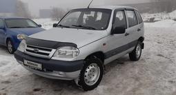 Chevrolet Niva 2007 года за 1 500 000 тг. в Щучинск – фото 3