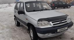 Chevrolet Niva 2007 года за 1 500 000 тг. в Щучинск – фото 2