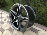 Оригинальные диски R21 AMG на Mercedes GLS, GLE Мерседес за 1 070 000 тг. в Алматы – фото 2