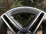 Оригинальные диски R21 AMG на Mercedes GLS, GLE Мерседес за 1 070 000 тг. в Алматы – фото 5