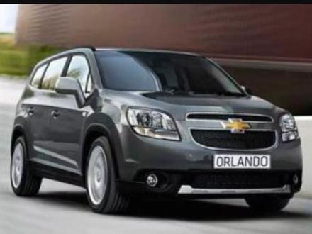 Крыло на Chevrolet Orlando за 20 000 тг. в Алматы – фото 3
