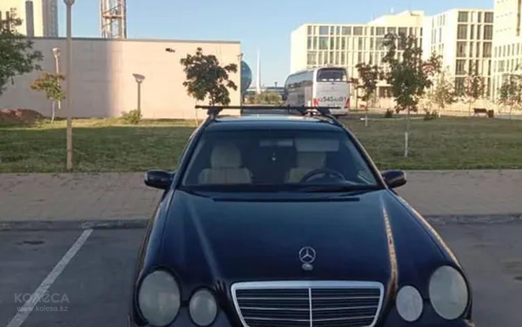 Mercedes-Benz E 280 2000 года за 3 000 000 тг. в Нур-Султан (Астана)