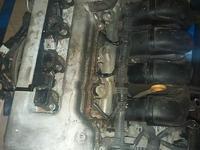 Двигатель Акпп 1zz-fe привозной Япония за 17 000 тг. в Актау