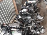 Двигатель привозной из Европы 1.8 2 л Passat Golf за 175 000 тг. в Уральск – фото 2