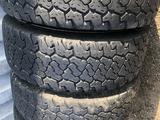 265-70-16 silverstone A/T 4шт за 80 000 тг. в Алматы – фото 4