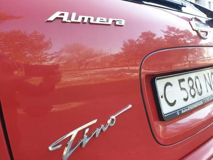 Nissan Almera Tino 2002 года за 2 850 000 тг. в Кокшетау – фото 28