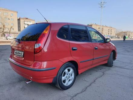 Nissan Almera Tino 2002 года за 2 850 000 тг. в Кокшетау – фото 6