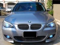 Передний бампер М Тех и м3 для BMW e60 за 60 000 тг. в Алматы