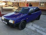 ВАЗ (Lada) 2109 (хэтчбек) 2001 года за 550 000 тг. в Сарыагаш – фото 4