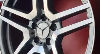 Комплект новых дисков r18 5*112 Mercedes за 160 000 тг. в Караганда