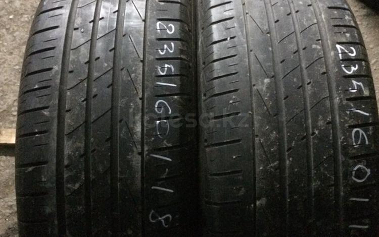 235/60/18 пара шин за 30 000 тг. в Костанай