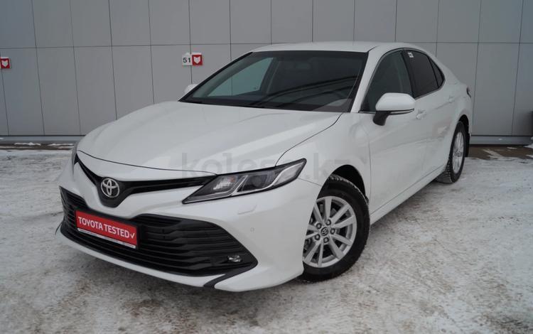 Toyota Camry 2019 года за 13 200 000 тг. в Нур-Султан (Астана)