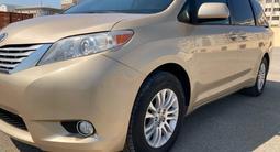 Toyota Sienna 2012 года за 7 800 000 тг. в Актау – фото 2