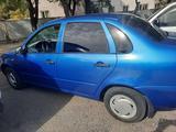 ВАЗ (Lada) Kalina 1118 (седан) 2006 года за 2 000 000 тг. в Алматы – фото 5