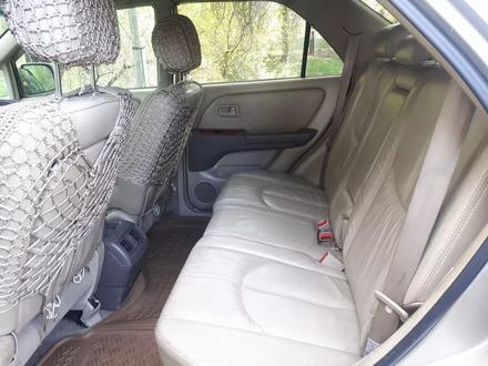 Lexus RX 300 2000 года за 3 400 000 тг. в Алматы – фото 9