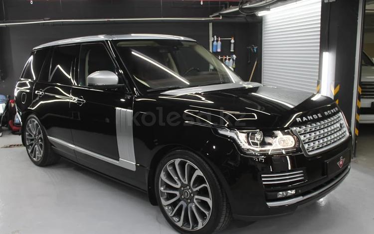Land Rover Range Rover 2013 года за 24 000 000 тг. в Актау
