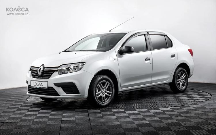 Renault Logan Access 2021 года за 5 789 000 тг. в Экибастуз