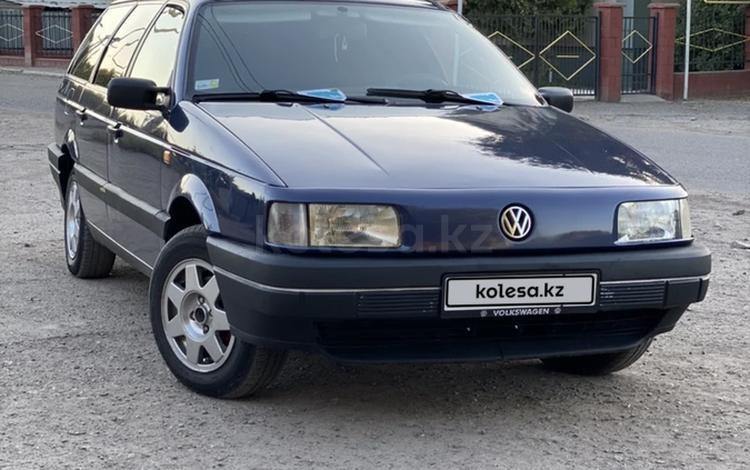 Volkswagen Passat 1992 года за 1 850 000 тг. в Шу