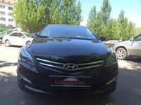 Hyundai Accent 2014 года за 4 700 000 тг. в Нур-Султан (Астана)