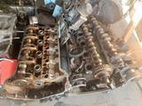 Мерседес 124 двигатель 2.2 111мотор за 10 000 тг. в Караганда