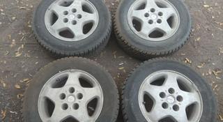 Комплект шин с дисками за 100 000 тг. в Алматы