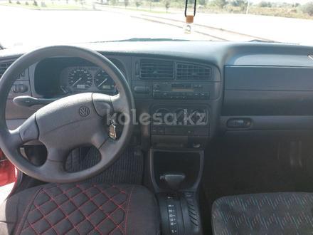 Volkswagen Golf 1995 года за 1 400 000 тг. в Тараз