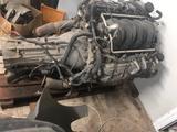 Двигатель с навесным и акпп за 10 000 тг. в Алматы – фото 2