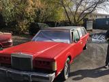 Lincoln Town Car 1989 года за 2 500 000 тг. в Караганда – фото 3