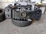 Двигатель на Субару Легаси 2.5 за 250 000 тг. в Алматы
