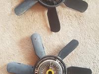 Термомуфта вентилятор лопаст на мерседес W140 S320 за 15 000 тг. в Шымкент