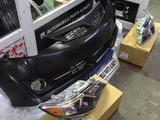 Комплект (бампер с фарами в сборе) facelift Camry 50 SE… за 190 000 тг. в Алматы – фото 4