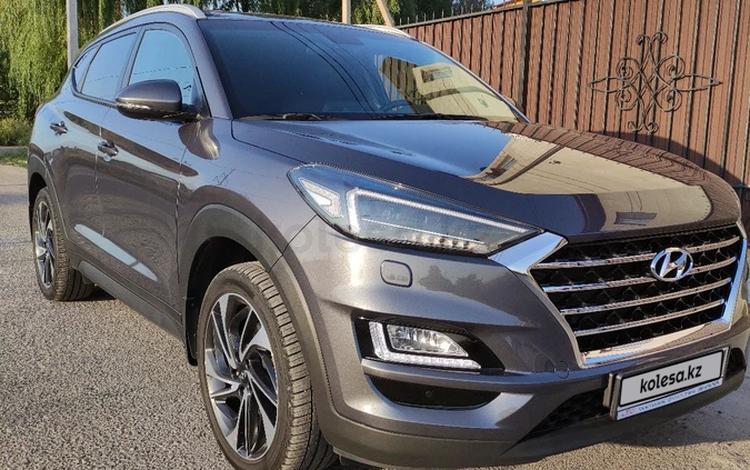 Hyundai Tucson 2019 года за 11 090 000 тг. в Алматы