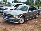 Mercedes-Benz SEC 500 AMG 1981 года за 14 000 000 тг. в Алматы – фото 2