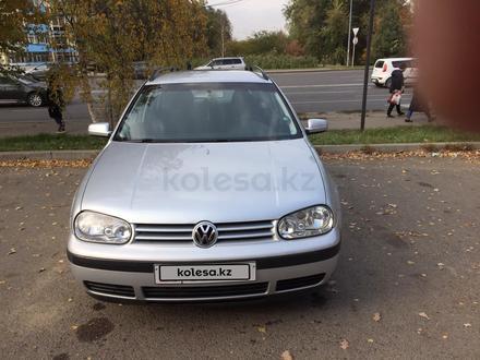 Volkswagen Golf 2003 года за 1 900 000 тг. в Алматы