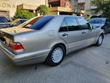 Mercedes-Benz S 280 1996 года за 4 500 000 тг. в Кызылорда – фото 3