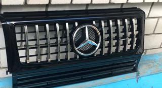 Решетка радиатора G-Class в стиле 2018 за 55 000 тг. в Алматы