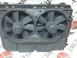 Радиаторы (кассета) + вентилятор Mercedes w140 S CL за 85 096 тг. в Владивосток – фото 2