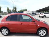 Nissan Micra 2007 года за 2 800 000 тг. в Алматы – фото 3