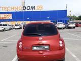 Nissan Micra 2007 года за 2 800 000 тг. в Алматы – фото 5