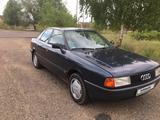 Audi 80 1990 года за 1 250 000 тг. в Павлодар