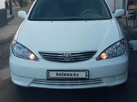 Toyota Camry 2005 года за 4 100 000 тг. в Алматы – фото 13