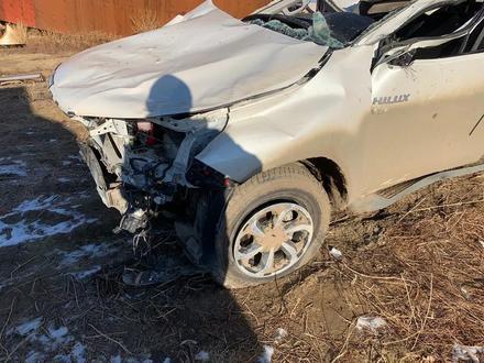 Toyota Hilux 2019 года за 7 800 000 тг. в Актау