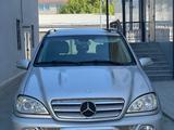 Mercedes-Benz ML 350 2004 года за 5 500 000 тг. в Шымкент – фото 2