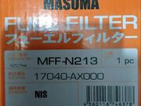 Фильтр топливный Nissan Note за 7 300 тг. в Павлодар