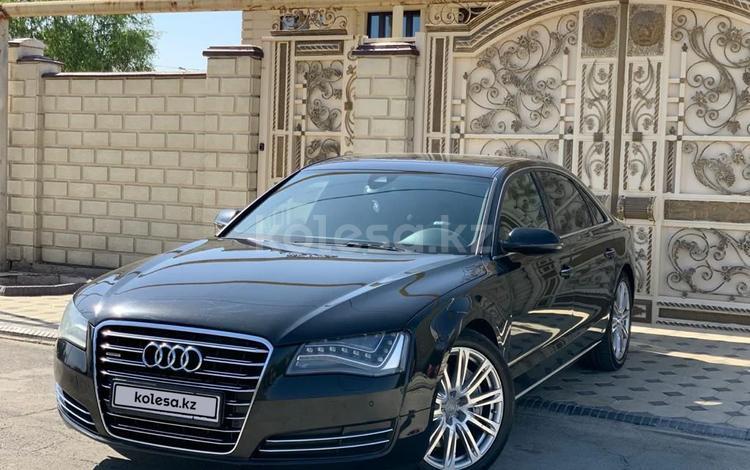 Audi A8 2011 года за 13 000 000 тг. в Алматы