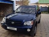 Toyota Highlander 2003 года за 6 000 000 тг. в Атырау