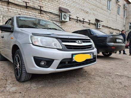 ВАЗ (Lada) 2190 (седан) 2014 года за 2 100 000 тг. в Уральск – фото 11