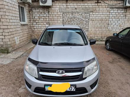 ВАЗ (Lada) 2190 (седан) 2014 года за 2 100 000 тг. в Уральск – фото 12